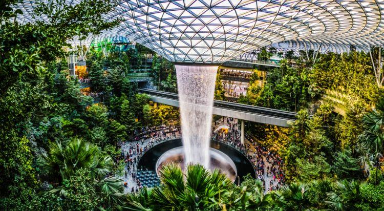 Kabar Baru dari Singapura: Pembukaan Jewel Changi & Bandara Seletar