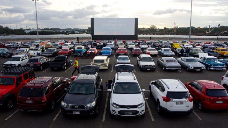 Drive-In Theatre, Brisbane
