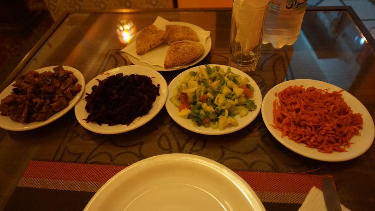 Morocco Diner Set di Cafe Rouge. (Foto: Ali Lim)