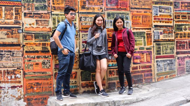 3D2N_Hong_Kong_Itinerary_Graham Street Mural