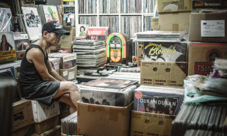 Paul Au Vinyl Hero Hong Kong - 8 Reasons Why You Should Explore Sham Shui Po in Hong Kong