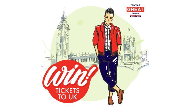 OOTD Contest Instagram Berhadiah Tiket Pesawat PP Jakarta London by Wego & British Embassy Jakarta