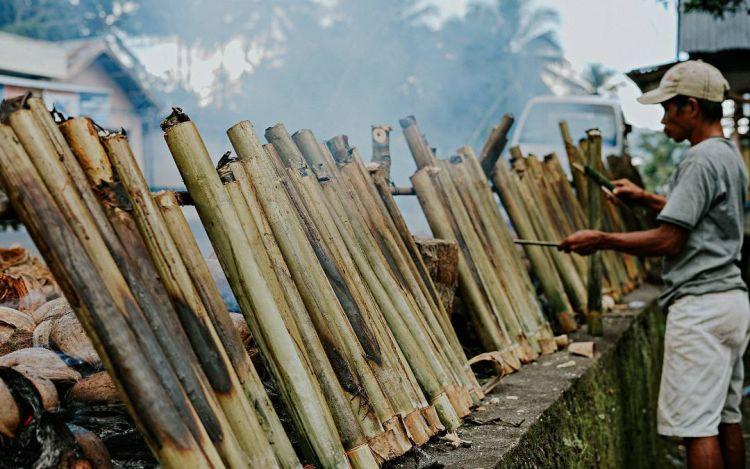 Kota dengan Festival Lebaran Unik - Binarundak, Sulawesi Utara