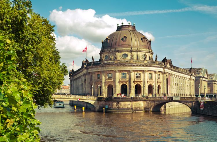 The Bode Museum - Museum Island Berlin