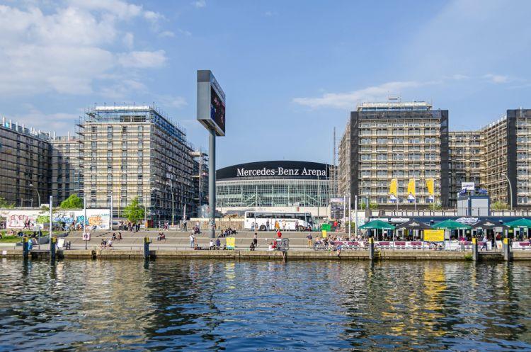 Kunjungi Tempat Wisata Serta Atraksi Yang Gratis - Mercedes Benz Arena
