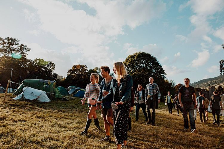 Green Man Festival_Festival Instagrammable di Inggris