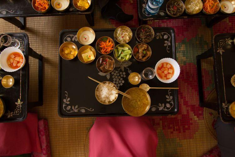 Masakan tradisional Korea Utara