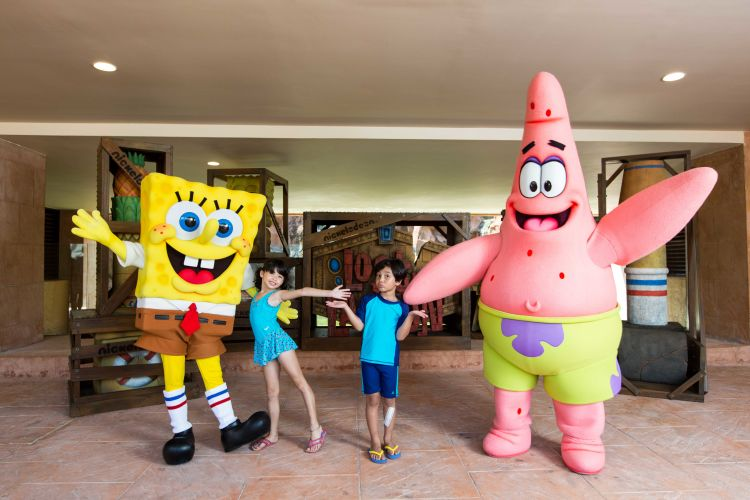 Nickelodeon Lost Lagoon, Sunway Lagoon
