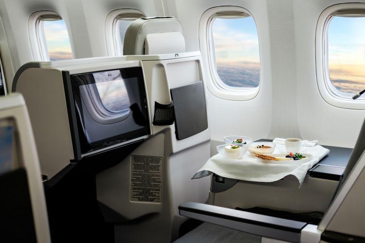 Kelas bisnis pesawat