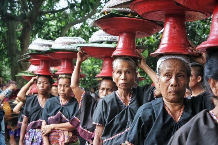 Kota dengan Festival Lebaran Unik - Lebaran Topat, Lombok