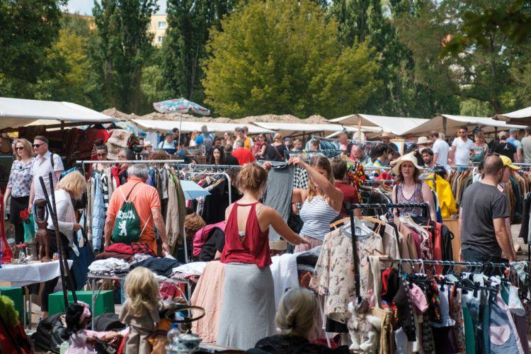 Tips Hemat Berlin - Flea Market