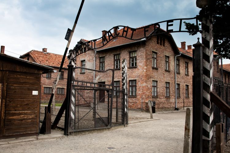 6. Auschwitz Concentration Camp - Top Historic Locations in Europe