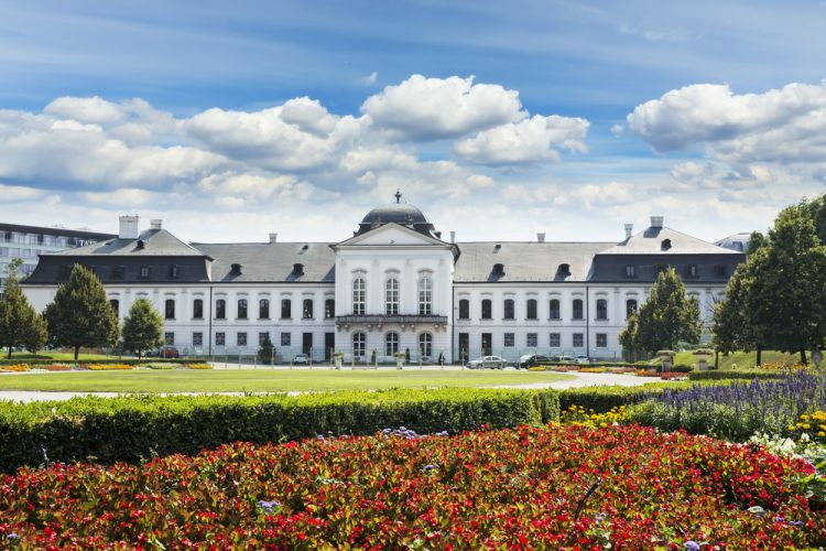 Grassalkovich Palace - Top Historic Locations in Europe