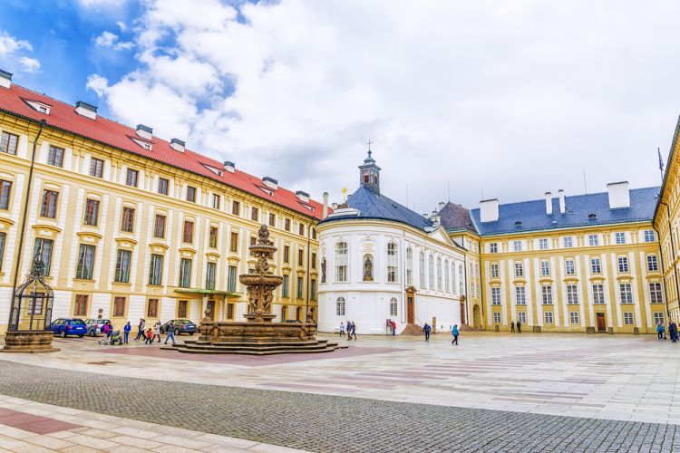 Old Royal Palace - Top Historic Locations in Europe