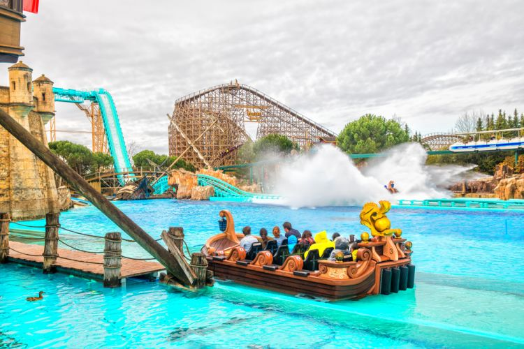 Best Scenic Routes for Your First Road Trip in Germany - Europa Park, the largest theme park in Germany.