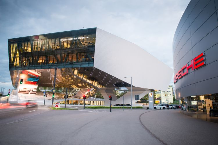 Porsche Museum in Stuttgart - Best Scenic Routes for Your First Road Trip in Germany-