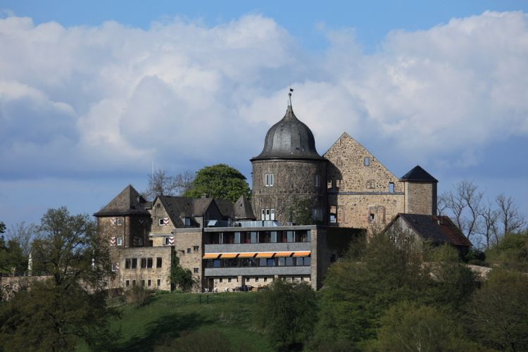 Sababurg Castle - Best Scenic Routes for Your First Road Trip in Germany