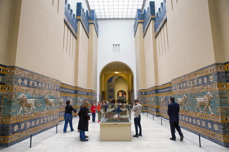 Pergamon Museum - Museum Island Berlin