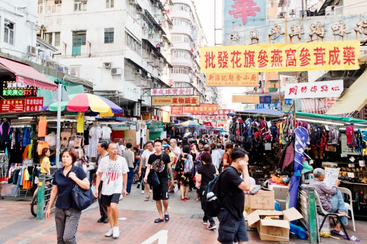 Apliu Street - 8 Reasons Why You Should Explore Sham Shui Po in Hong Kong