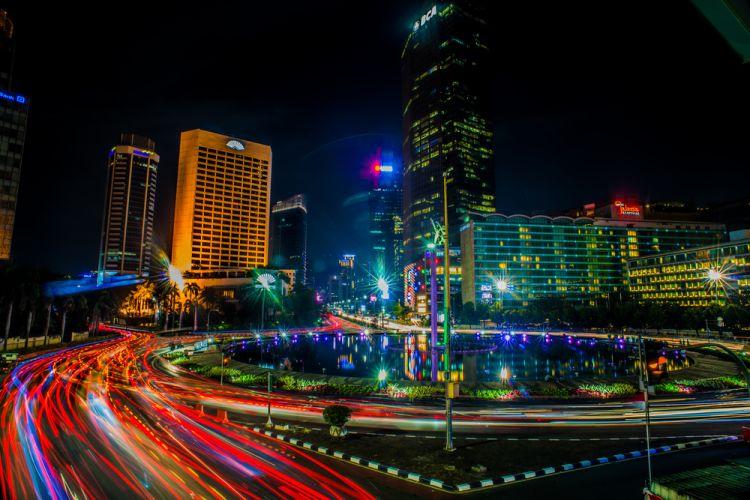 Pesta Rakyat di Jalan Protokol_Cara Jitu Menyambut Tahun Baru di Jakarta