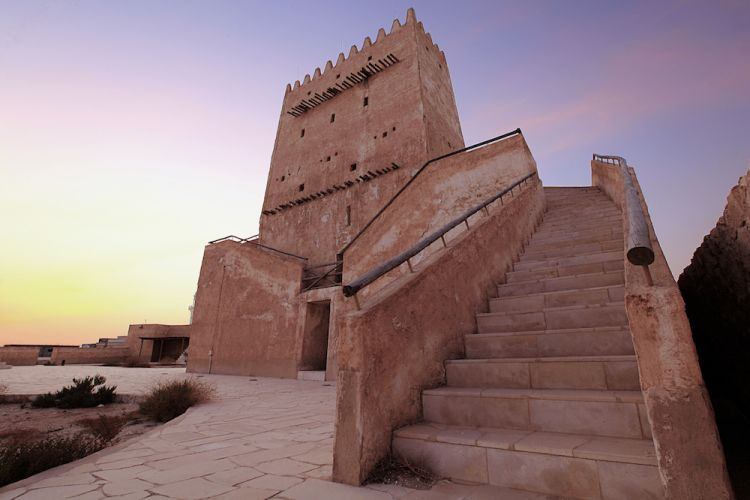 5 Places You Must Visit to Turn Your Stopover in Qatar into Instagram Inspiration_Barzan Tower