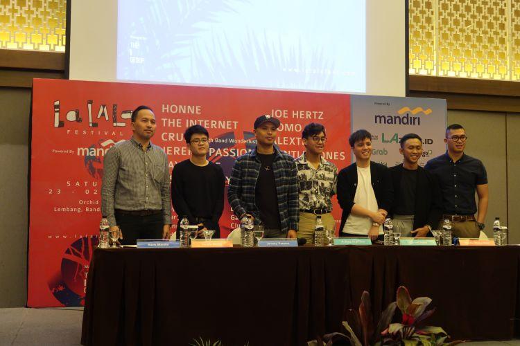 Menangkan Tiket PP Jakarta-London Gratis di Lalala Festival 2019