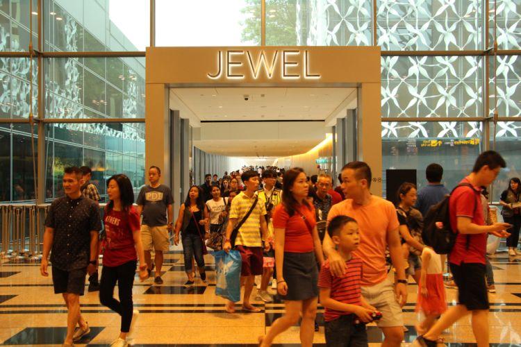 Cara Menuju ke Jewel Changi