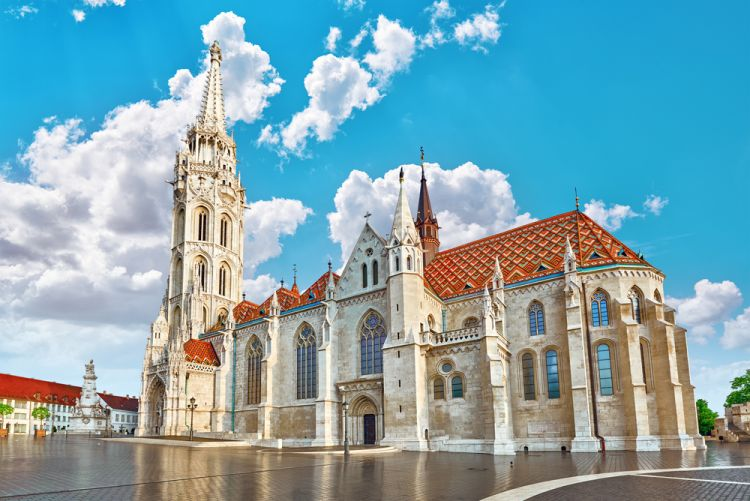 Matthias Church - Top Historic Locations in Europe