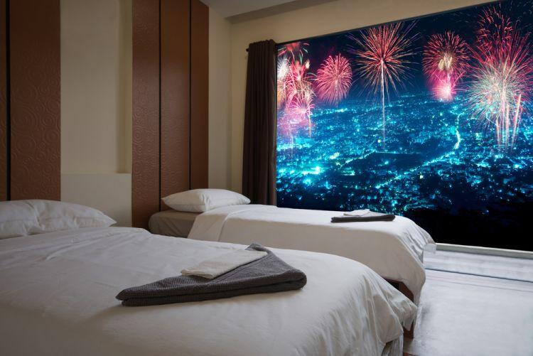 Bermalam di Hotel_Cara Jitu Menikmati Tahun Baru di Jakarta