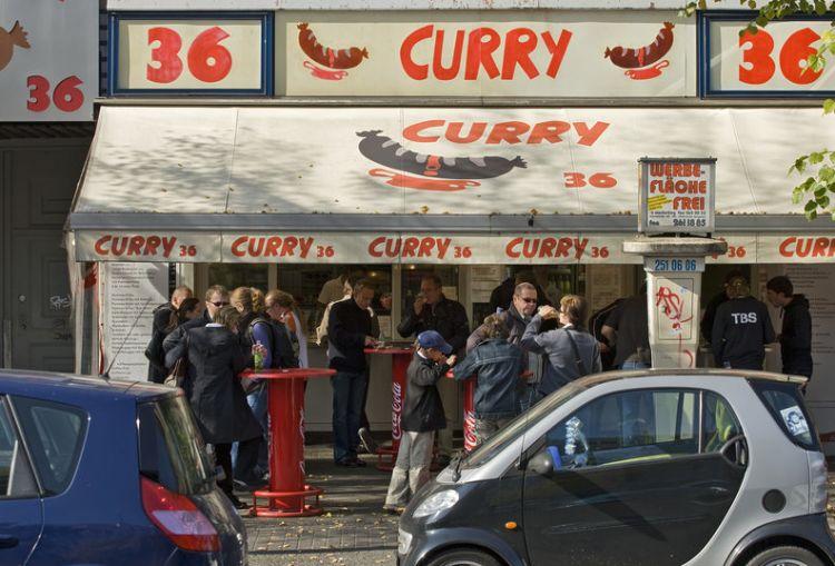 Berburu Kuliner Jalanan - Curry 36