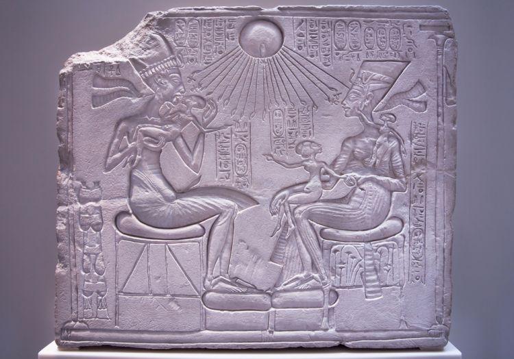 Nefertiti at Neues Museum - Museum Island Berlin