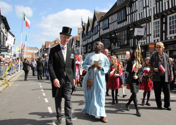 Festival unik di Inggris Shakespear Birthday Celebration