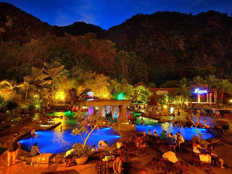 kolam air panas hotspring the lost world of tambun