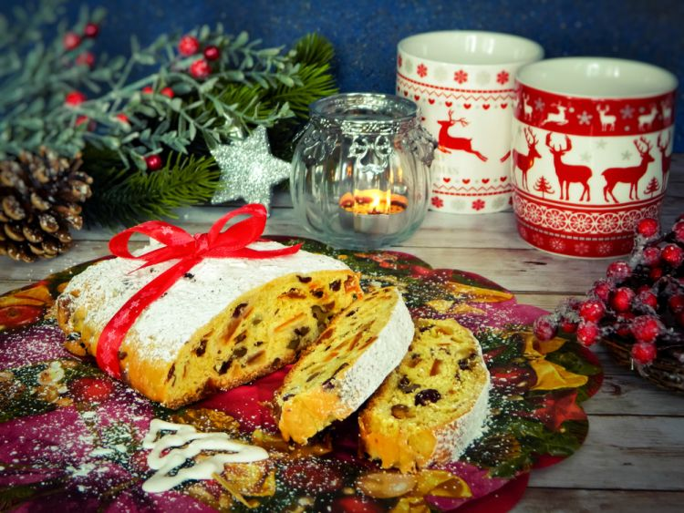 Stollen-9 German Dishes You Will Absolutely Love