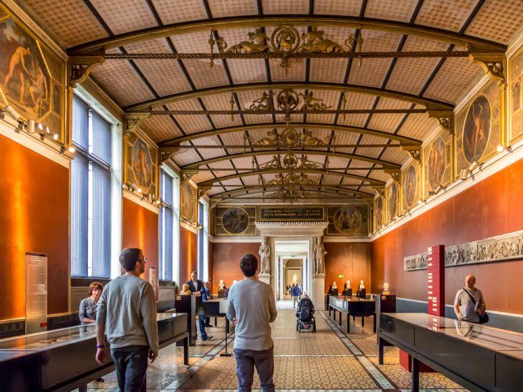 Neues Museum - Museum Island Berlin