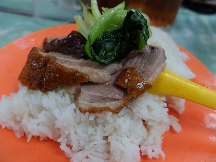Kuliner Halal Hong Kong Bebek Panggang Wai Kee