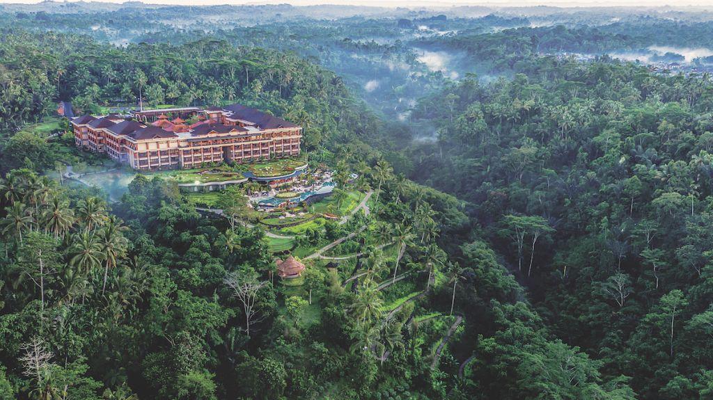 Rekomendasi Hotel di Bali: Padma Resort Ubud dengan Infinity Pool Terbaik Dunia