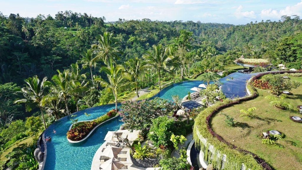 Ide Penginapan di Bali: Padma Resort Ubud untuk Jiwa yang Tenang