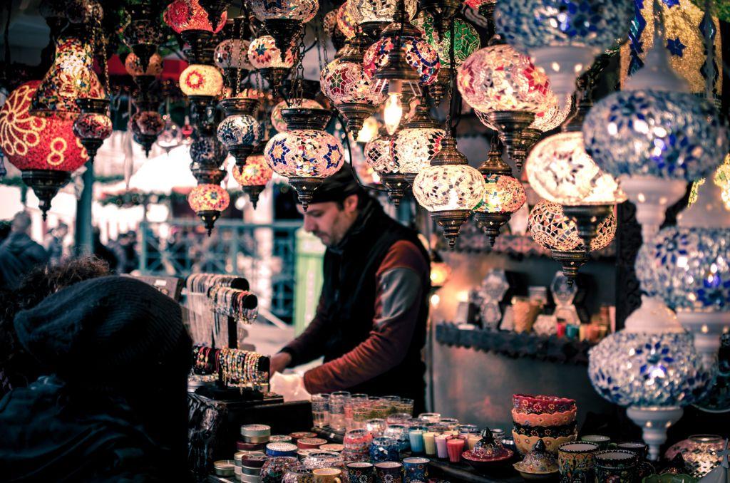 Grand Covered Bazaar Istanbul