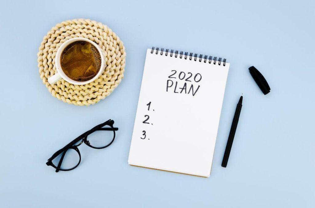 buku rencana 2020