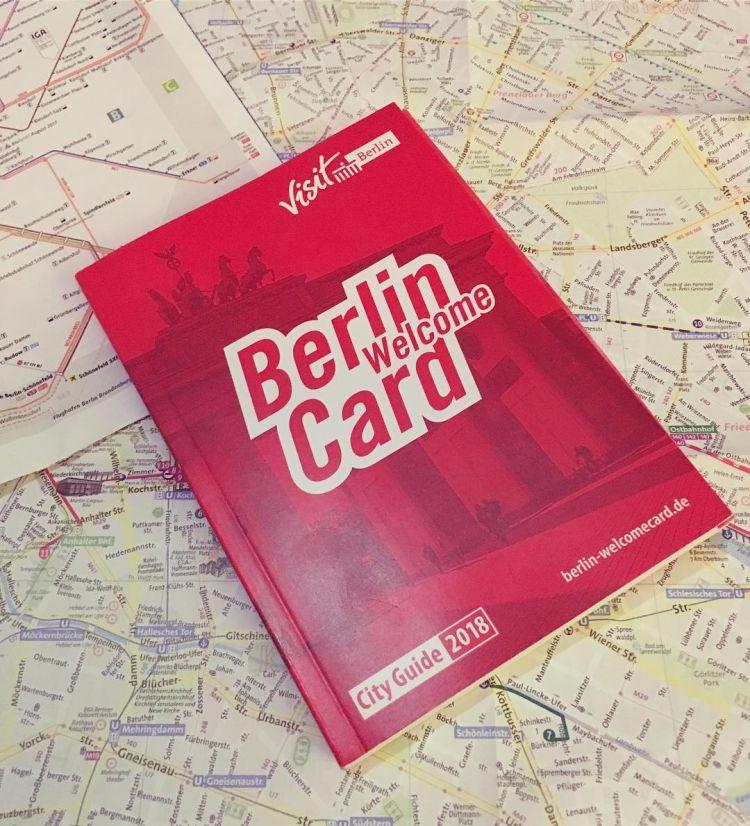 Pakai Berlin WelcomeCard