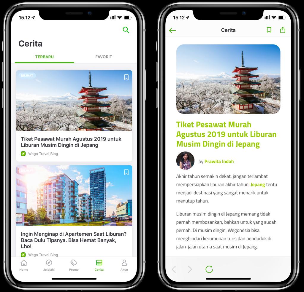7 Fitur di App Wego yang Bisa Membuat Kamu Lebih Sering Liburan Murah