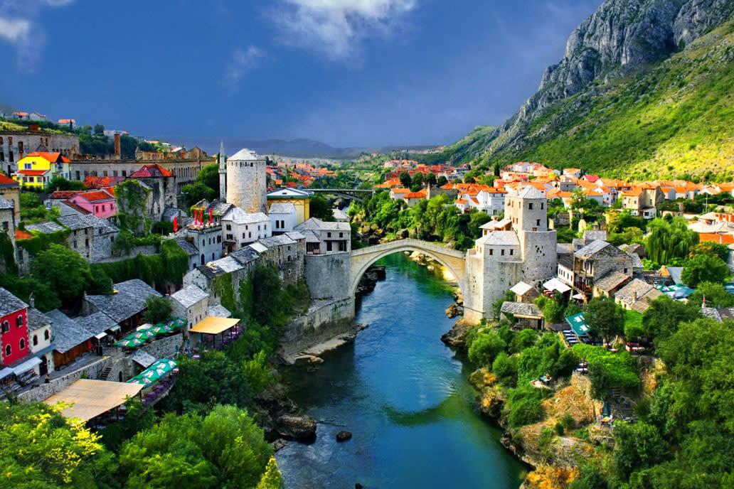 السياحة في البوسنة وأفضل المدن في البوسنة - خمسة اماكن يجب زيارتها ...