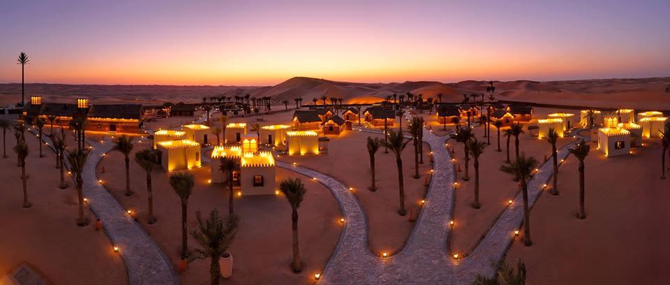 9 فعاليات كي تستمتع بعطلة قصيرة في أبوظبي قري%D