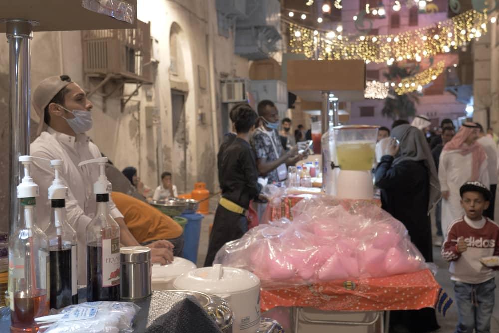 فيديو: رمضان في جدة