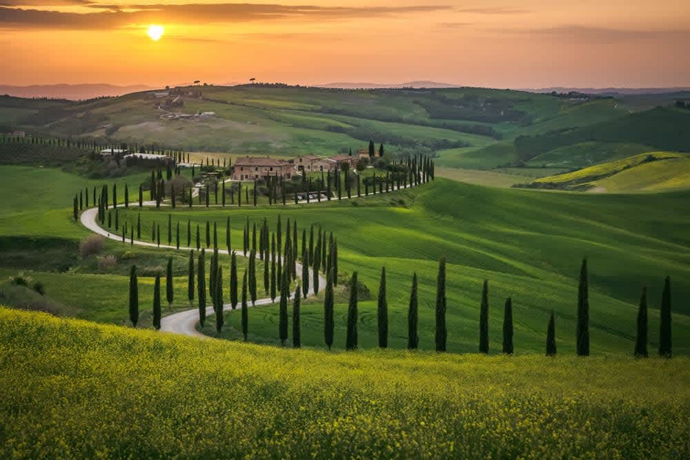 فيديو: سافر إلى إيطاليا في دقيقة