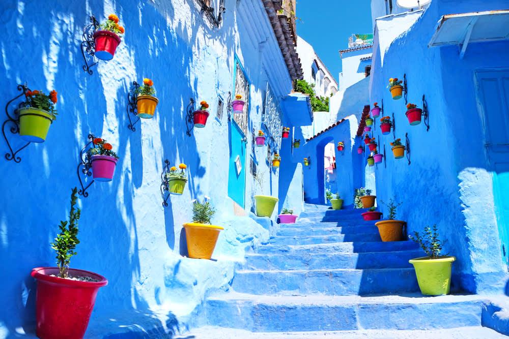 فيديو: 6 معالم سياحية في المغرب في 60 ثانية