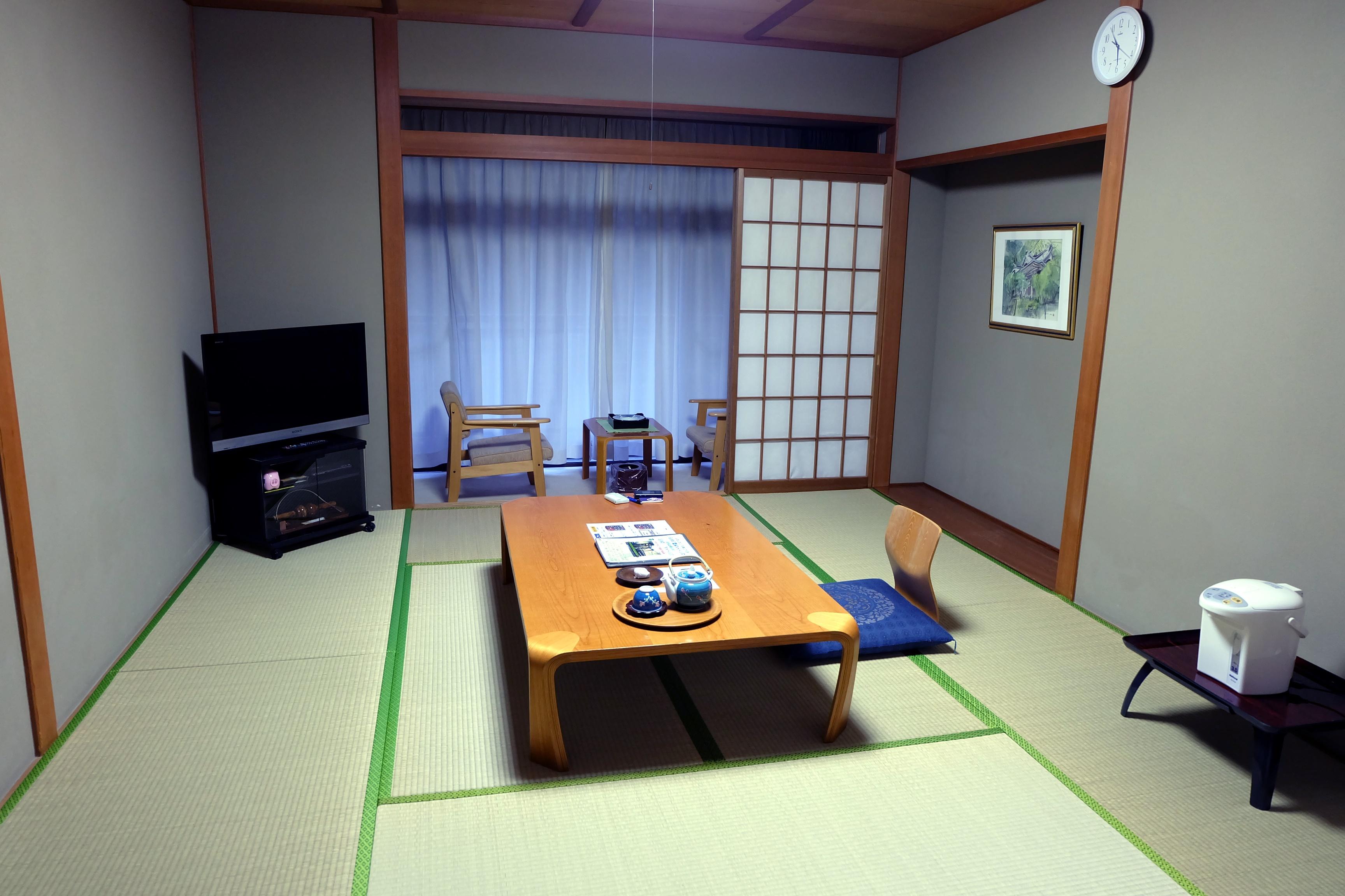Ttsugawa Mura, Hotel Subaru DSCF7625