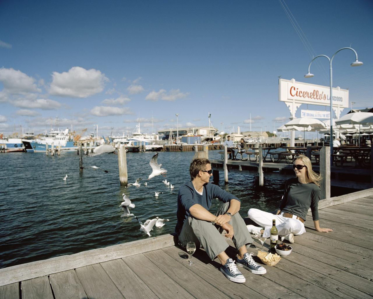 Fremantle, by Anson Smart