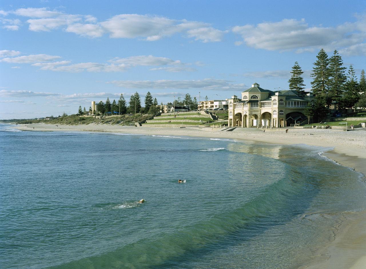 Cottosloe Beach, by Anson Smart